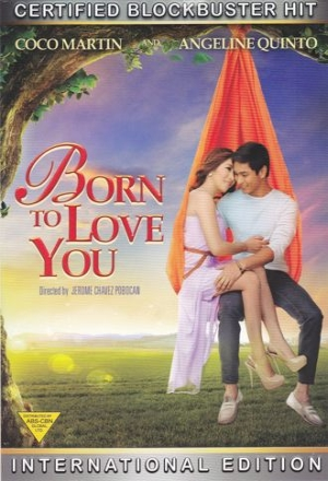 Born To Love You -- DVD