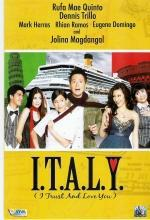 ITALY (I Trust And Love You) -- DVD