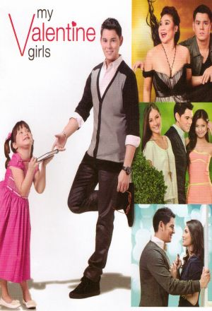 My Valentine Girls -- DVD