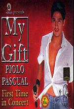 My Gift - Concert of Piolo Pascual - DVD