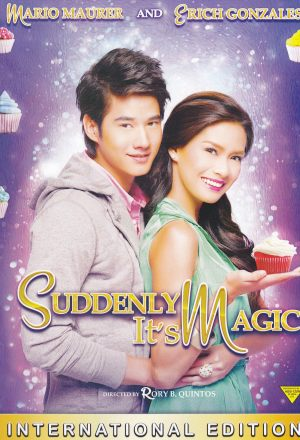 Suddenly It's Magic -- DVD